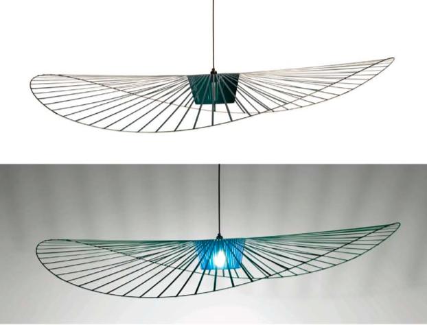 suspension vertigo design constance guisset pour petite fritur photo de les luminaires r k. Black Bedroom Furniture Sets. Home Design Ideas