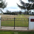 Les sépultures du 409e