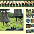 Le carillon ambulant de douai au carnaval des cloches de nogent-le-roi
