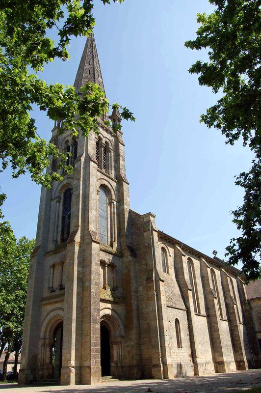 Eglise du Sacré Coeur de Parempuyre