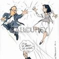 Juin 2007 : Ségolène Royal annonce sa rupture avec Hollande