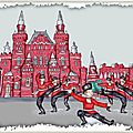 Russie place rouge