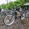 <b>Motors</b> & <b>Café</b> spécial vélo custom, drift trike, BMX, caisse à savon...