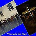 Tournoi de foot Nouvel An au <b>Drouot</b>