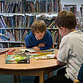 Une <b>bibliothèque</b> dans chaque école?