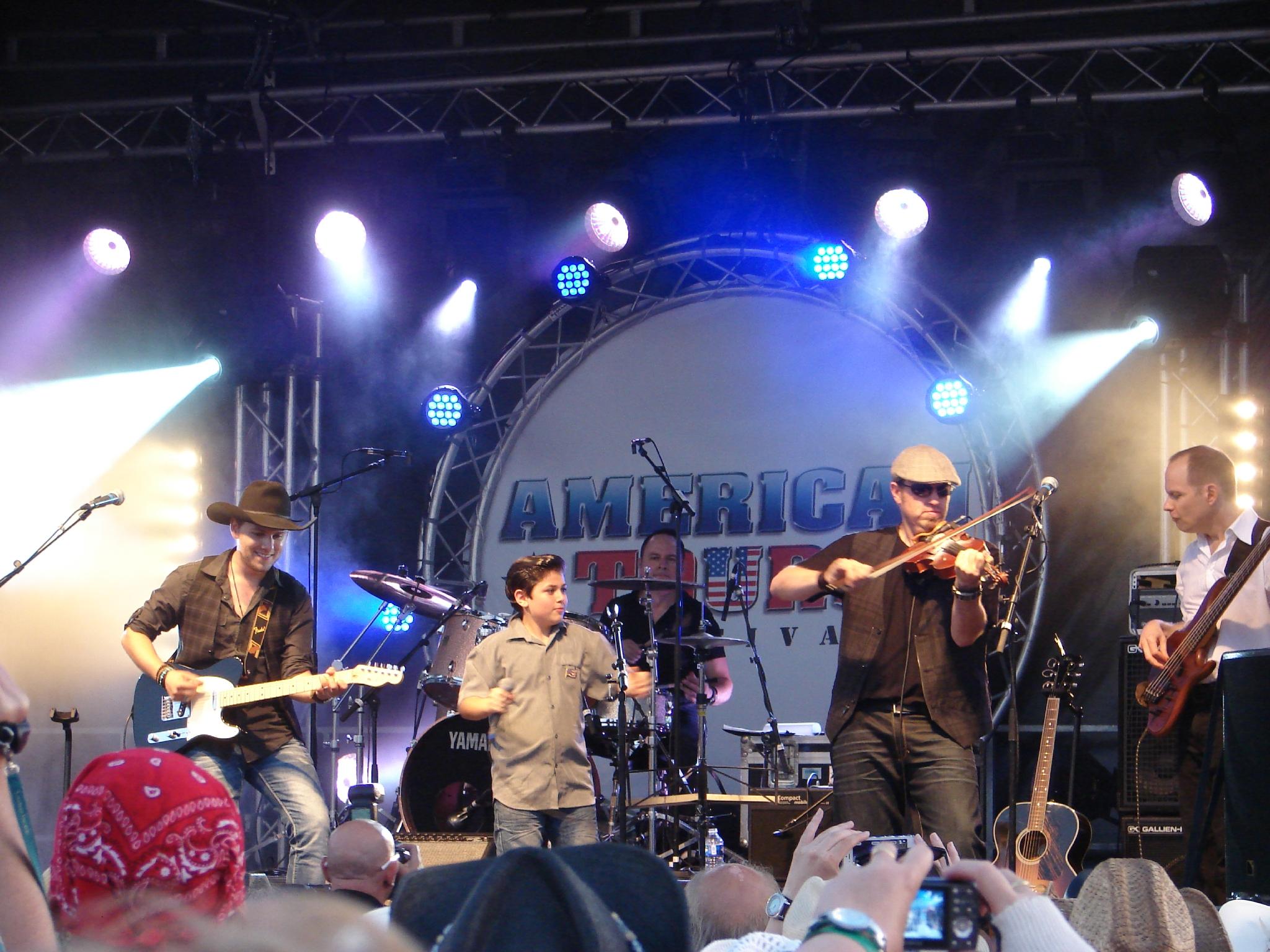Concerts à l'American Tours