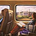 Haïkus chez lenaïg: les trains..