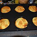 Tartelettes tatin pour gourmands pressés (ou pour les nuls)