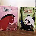 L'<b>histoire</b> <b>vraie</b> de Yen-Yen le panda géant / l'<b>histoire</b> <b>vraie</b> de Pamir le cheval de Przewalski - Fred Bernard & Julie Faulques