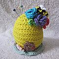 Test <b>crochet</b> - Ruche Pique Aiguilles...