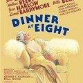 Les invités de huit heures (dinner at eight) (1933) de george cukor