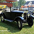 Peugeot type 190 S coupé de 1929 (Rencontre de véhicules anciens à Achenheim) 01