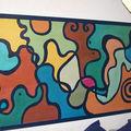 7/ Réalisation murale