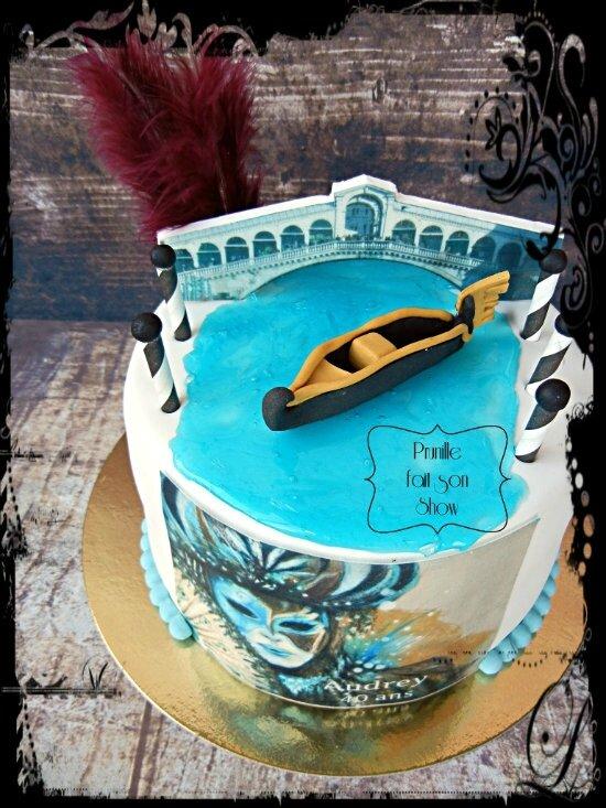 Gateau Venise - Venezia cake