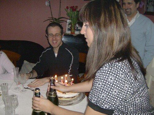 Nico, Mlle Patricia et son Papa