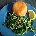 Terrine de saumon a la clementine