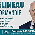 <b>Elections</b> <b>européennes</b>: Mélenchon et Asselineau, JACOBINS en campagne normande...