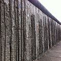 Berlin, mémorial du Mur, le Mur rafraichi (Allemagne)