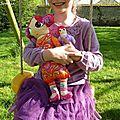 poupées, personnage et doudous (12)
