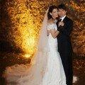 Tom & katie : la photo de mariage
