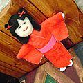 Asako (6 pouces, 15 cm)