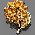 <b>René</b> <b>Boivin</b>, Année 1959, Broche en forme de fleur