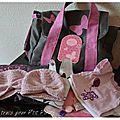 P'tites cousettes pour fille, babybox 2013 #6....