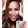 The body shop : une collection signée leona lewis ce printemps