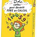 Mes <b>cartes</b> en histoire et calcul + CADEAUX !