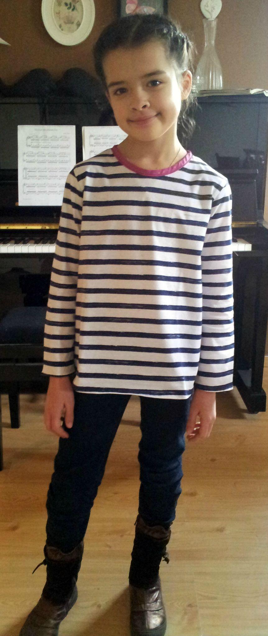T.shirt Vêtments amples