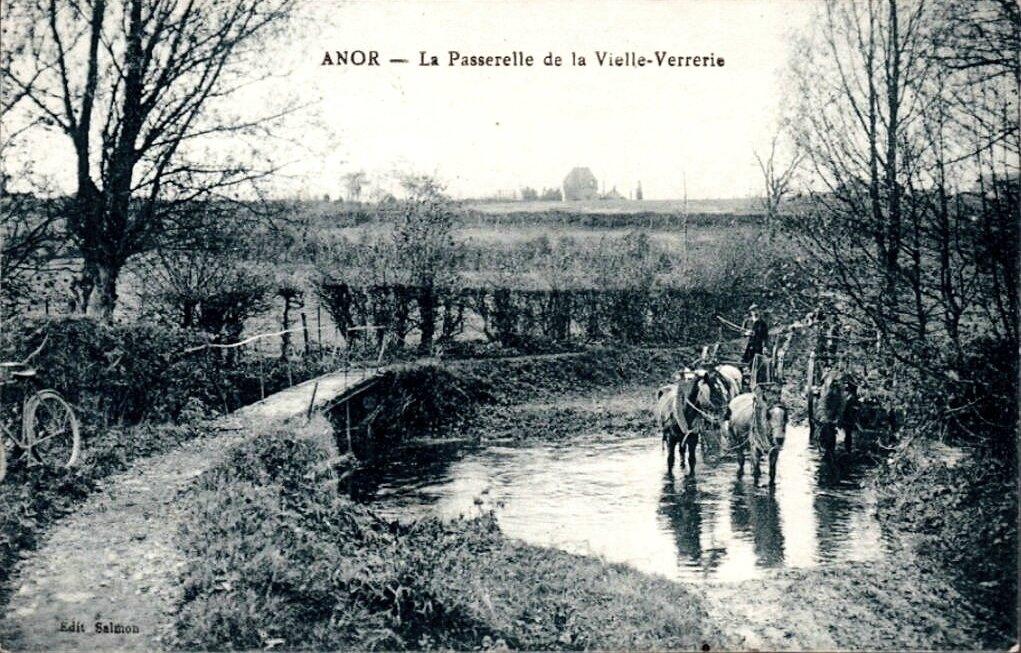 ANOR-La Passerelle de la Vieille verrerie