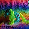 (015) G1 poneys Princesses 2ème édition / Princess ponies