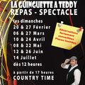 LA GUINGUETTE A TEDDY