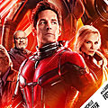 Antman and the wasp, en attendant le <b>trailer</b>...