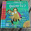 Surprise surprise ! qui es-tu ? - langue au chat - {les livres de baptiste #2}