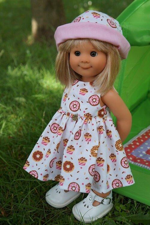 les petites tenues des Wichtel , Spéciales Vacances !