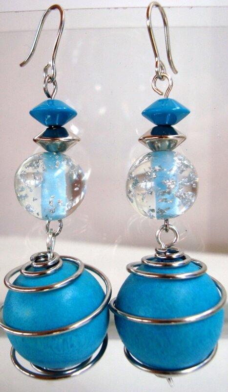 bleu bulle