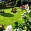 Le jardin des voisins