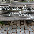 Coeur, banc public_9477
