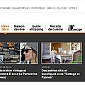 Article presse : coté maison.fr