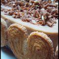 Cheese cake à la crème de marron