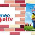 Gnomeo et <b>Juliette</b> - en 3D