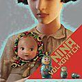 Nina volkovitch, tome 1 : la lignée, de carole trébor