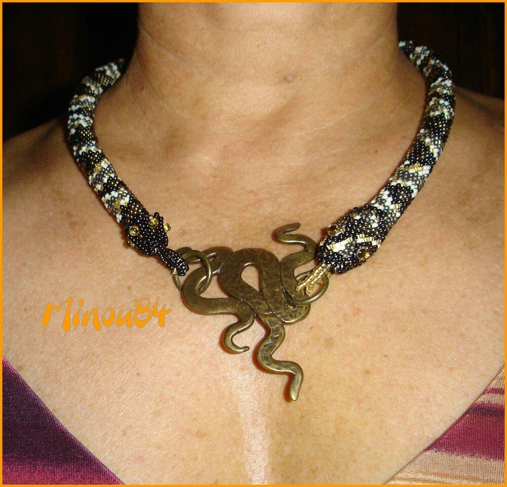 serpent porté