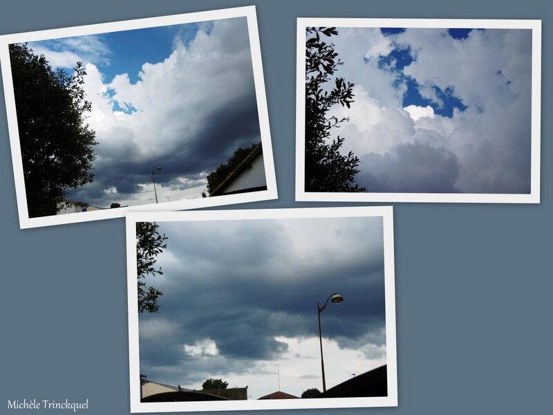 Nuages d'orage 010618