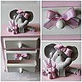 boîte éléphant rose