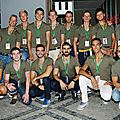 Mr gay europe - accueil des candidats