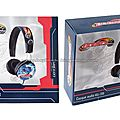 Casque audio stéréo <b>Beyblade</b> pour enfant - <b>Beyblade</b> audio stereo Headphone -<b>Beyblade</b> Shop