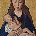 <b>Dieric</b> <b>Bouts</b>, Virgin and Child, after 1454