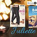 Zoom sur...juliette duval, auteur.